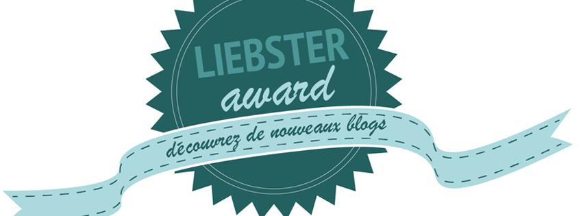 Liebster Award: 9 persoonlijke vragen over mij voor jullie