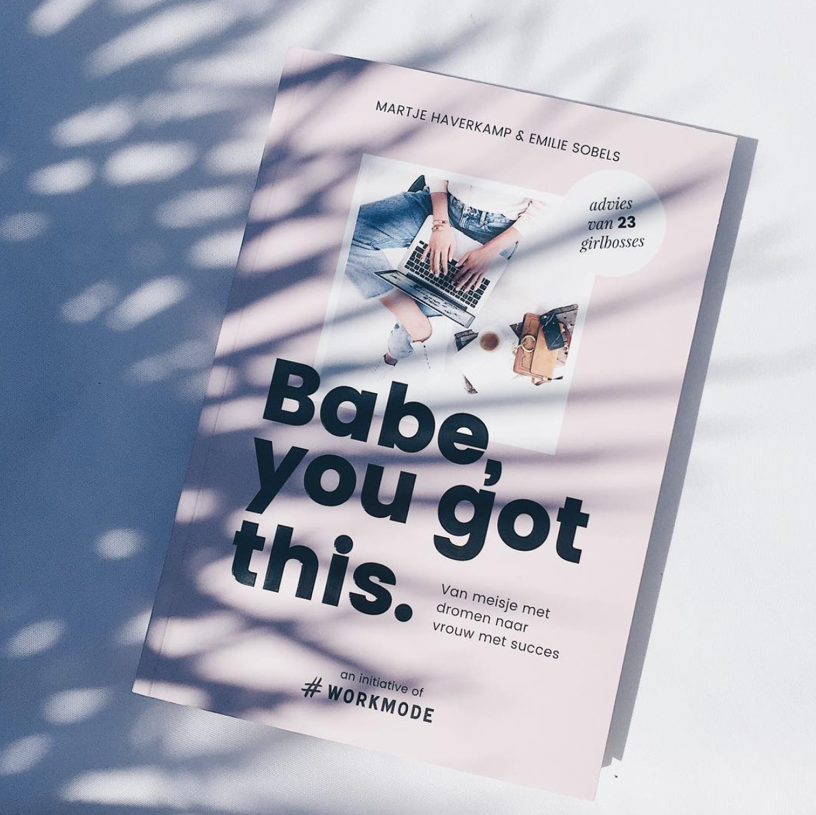 Review: Babe, you got this van Martje Haverkamp & Emilie Sobels #2