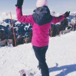 voorbereid op wintersport