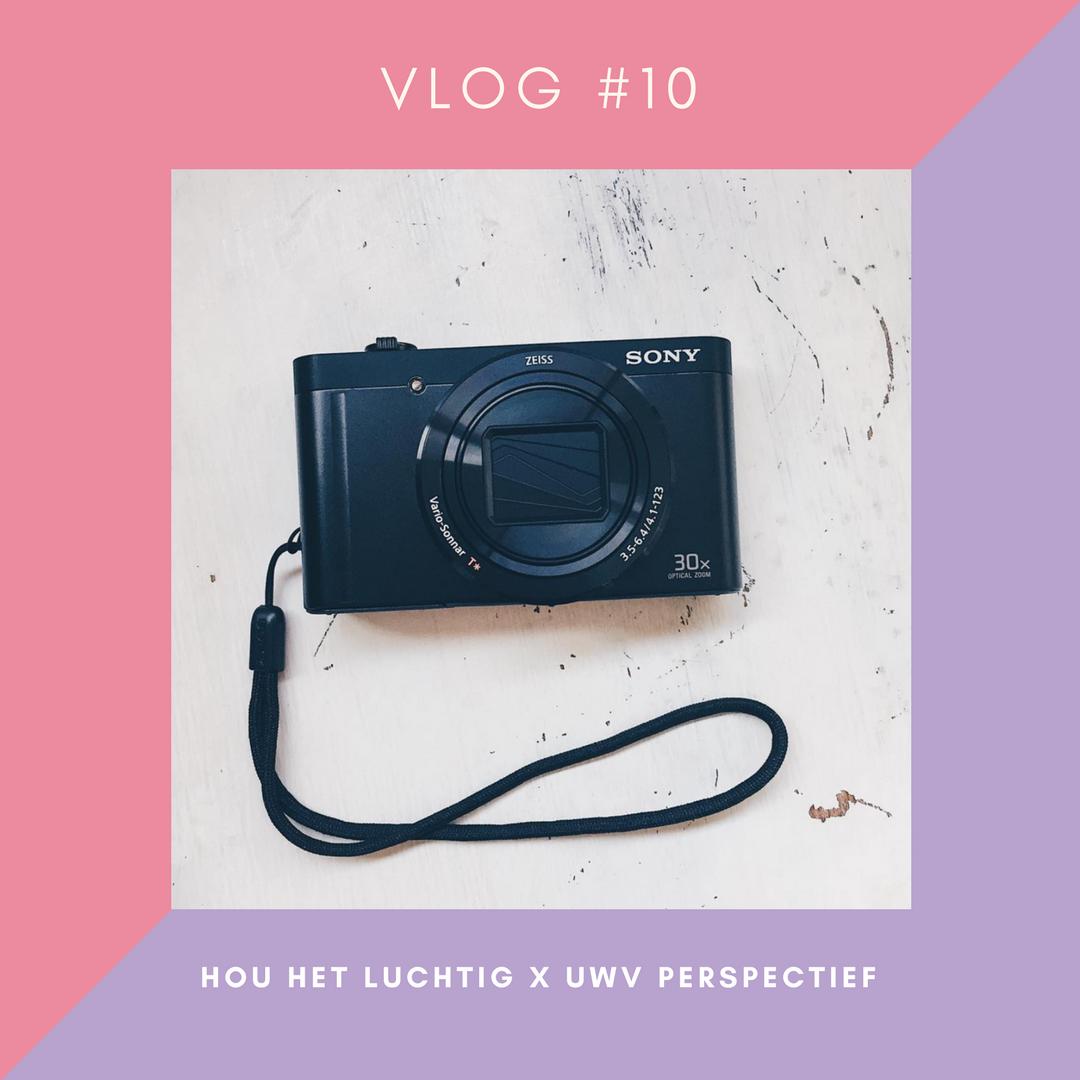 10e & laaste vlog over zelf muesli maken voor UWV Perspectief #10