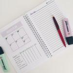 wekelijkse planning