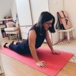 yoga met scoliose