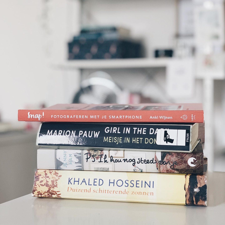 Gelezen boeken van december 2018 & met een knaller van een TBR