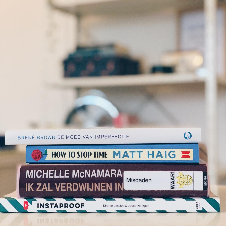 Gelezen boeken van januari 2019 & met veel diversiteit