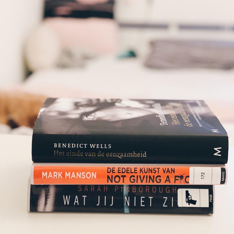 Boeken van februari 2019: met een uitschieter & een echte tegenvaller