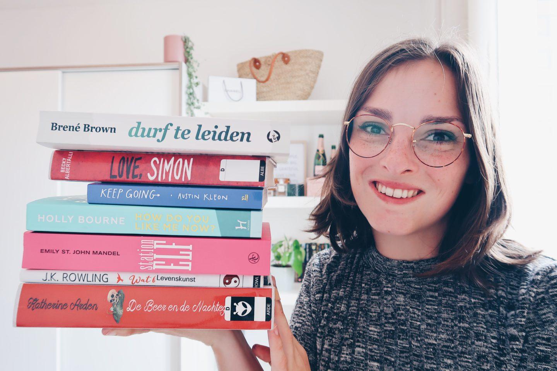 Boeken voor de zomer & welke ga ik lezen in de vakantie