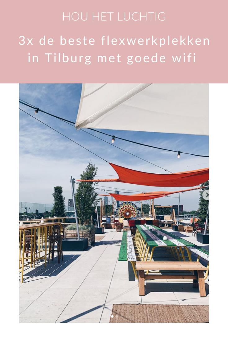 flexwerkplekken in Tilburg