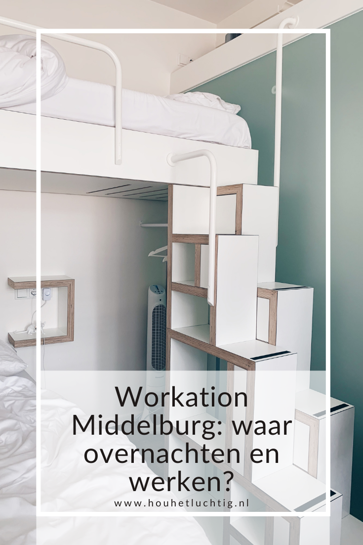workation Middelburg