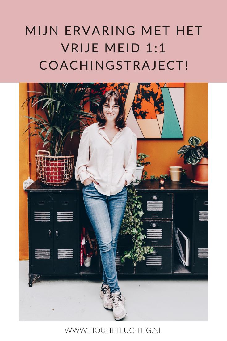 Vrije Meid coachingstraject