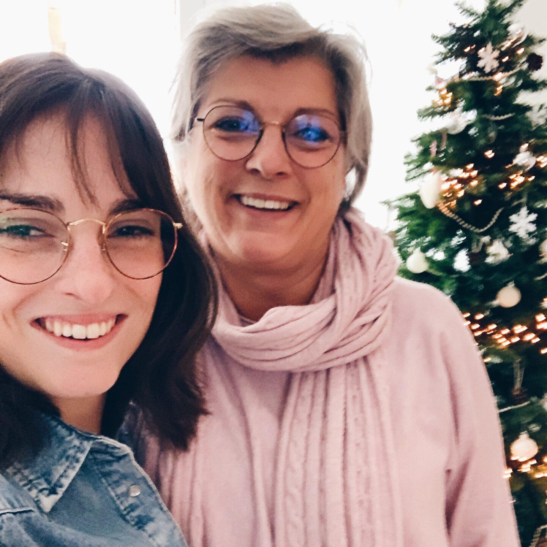 Column van mama: grenzeloos positief als moeder