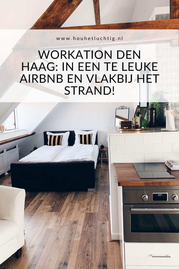 Workation Den Haag