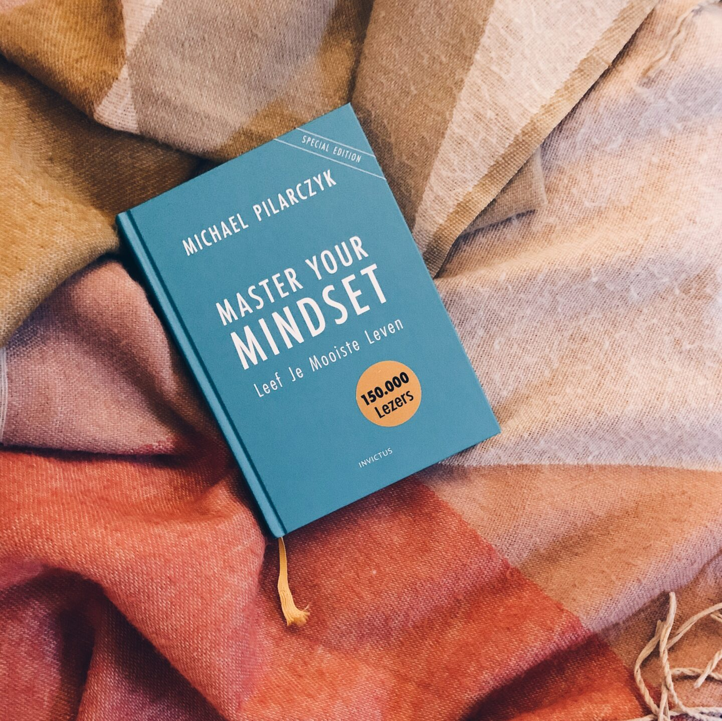 Review: Master your mindset geschreven door Michael Pilarczyk